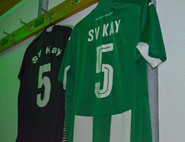 SV Kay II mit wichtigen Punkten im Kampf um den Klassenerhalt