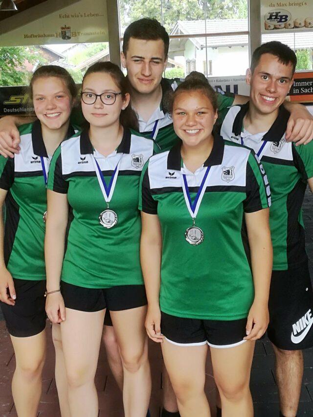 Kayer U19 ist Vizebezirksmeister U23